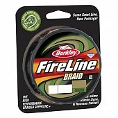 Шнур FireLine Green 110m 0.12mm, 6,8kg (1308663)